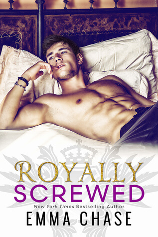 Blog Tour Stop, Excerpt & Review: Royally Screwed (Royally #1) by Emma Chase