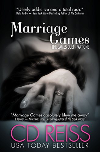 Blog Tour Stop, Excerpt & Review: Marriage Games (The Games Duet #1) by CD Reiss