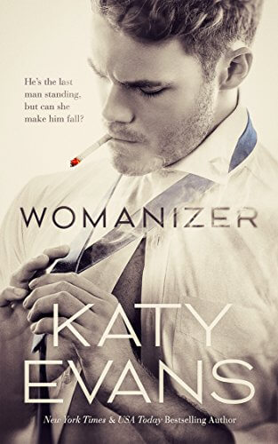 Release Day Blitz & Review: Womanizer (Manwhore #4) by Katy Evans