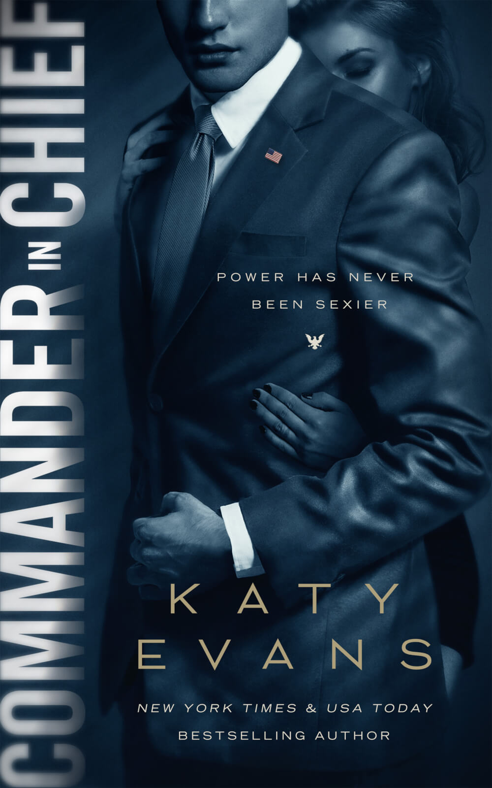 Blog Tour Stop & Review: Commander in Chief (White House #2) by Katy Evans
