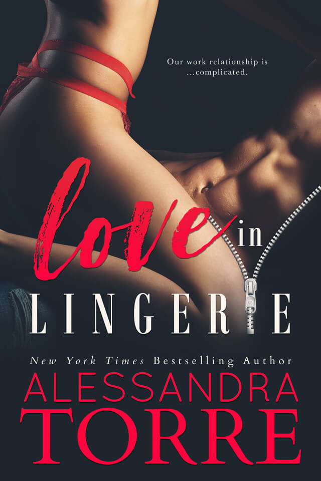 Release Day Blitz & Review: Love in Lingerie by Alessandra Torre