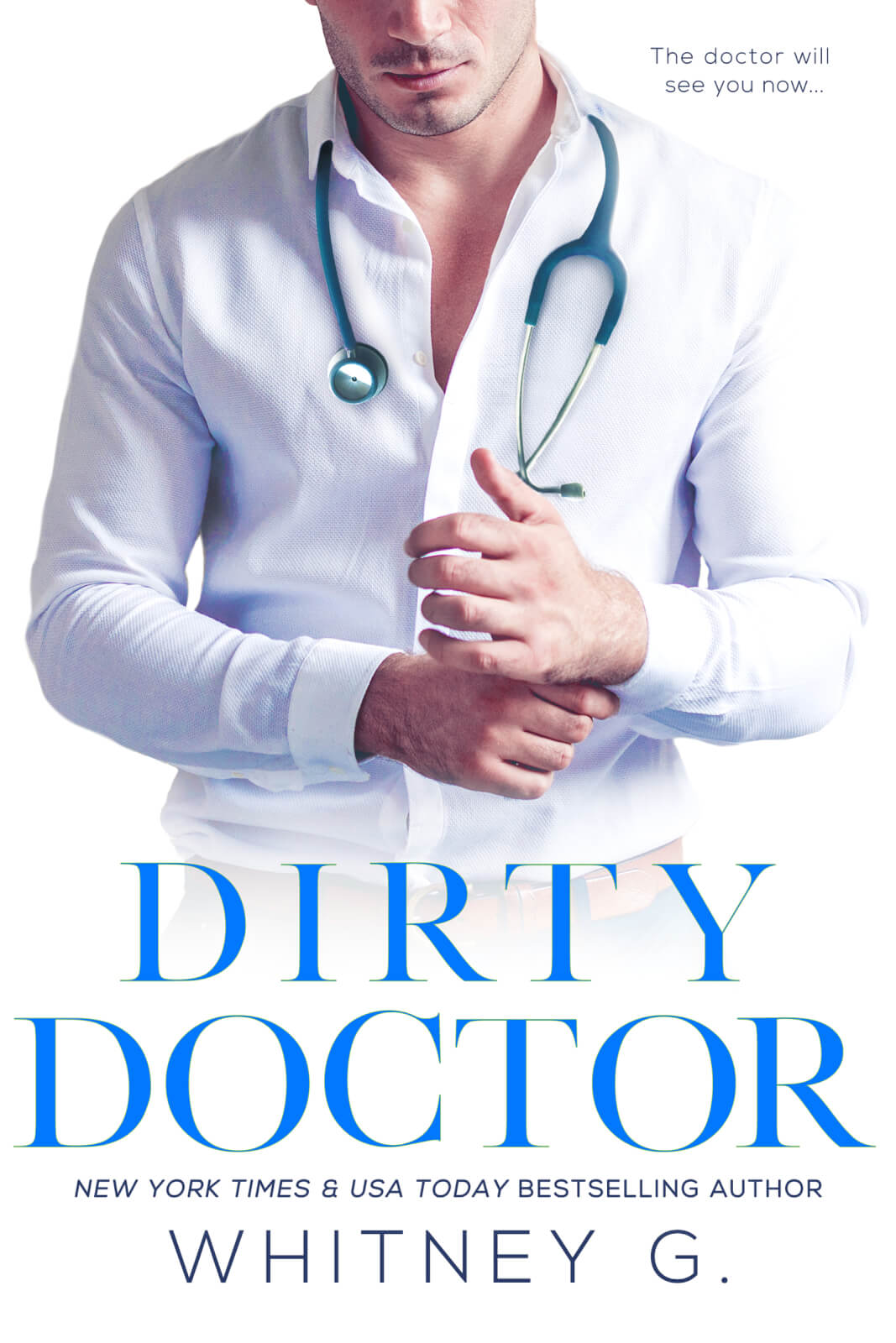 Release Blitz & Review: Dirty Doctor by Whitney G.