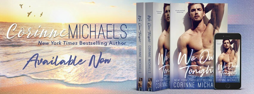 Review Blitz: We Own Tonight by Corinne Michaels